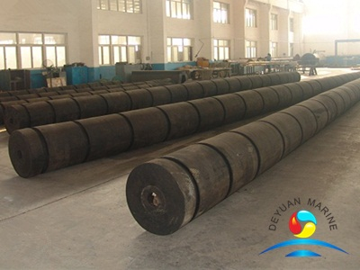 Marine Tug Boat Natural Rubber Fender for Sales