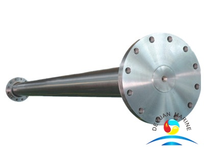 Marine Forged Steel Intermediate Shaft Of Steering System For Vessels