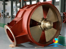 High Quality Marine Electric Driven Bow Thruster With ABS