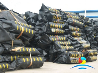 Solid Float Rubber Oil Containment Boom