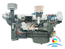 CCS Approved Steyr WD615 series Marine Diesel Engine For Vessel