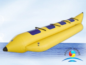 High Quality Marine Entertainment Inflatable Water Sled For Sales