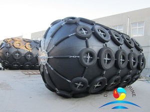 Net Type Inflatable Yokohama Rubber Fender