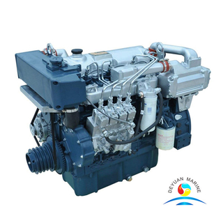 YC6TD Series Yuchai Water-cooled Four Stroke Marine Engines