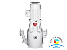 CLF Series Marine Self-suction Elecric Motor Driven Vertical Crushing Pump