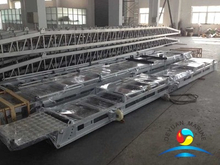 Aluminium Alloy Turning Type Accommodation Ladder