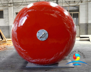 Inflatable Polyurethane Floating Fender For Vessel