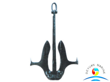 Good Performance SOLAS Standard GB57 Type Marine Steel Matrosov Anchor