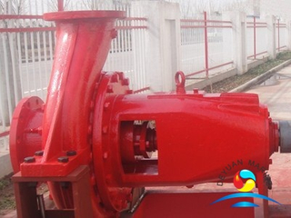 300M3/h Marine External Fire Pump