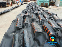 WGJ1800 Solid Float Rubber Boom