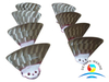 Marine Ship Small Size Bow Thruster Propeller Blades D=1300MM