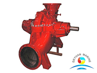 2400M3/h Marine External Fire Pumps