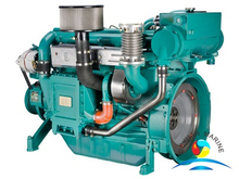 WP6 Series Marine Diesel Oil Power Generator With CCS Certificate