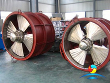 1000mm Marine Ship Hydraulic Electric Controllable Pitch Tunnel Thruster