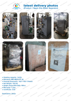 Latest Delivery of Oily Water Separator