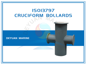 ISO13797 Cruciform Bollards for Ships