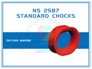 Bulwark Mounted Chock NS2587 Mooring Chock for Ships