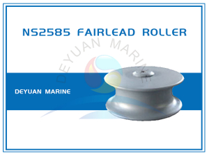 Marine Mooring Roller Fairlead NS2585 for Sale