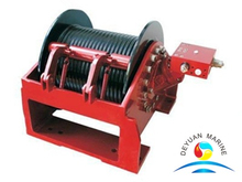 Hydraulic And Electric Tugger Winches for boat