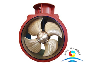 1100mm Marine Z-Drive Fixed Pitch Tunnel Thruster For Ship