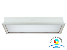 Waterproof marine 2*20W fluorescent ceiling light JPY21-2 for boat