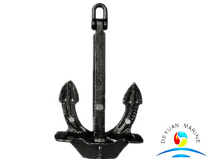 Union Anchor JIS Stockless Anchor with Competitive Price