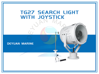 1000W Halogen TG27 Search Light with Joystick