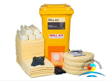 240L Chemical Spill Kit Wheeled Unit
