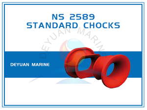 Bulwark Mounted Chock NS2589 Mooring Chock for Ships