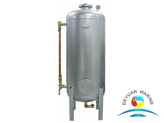 Re-hardening Filter for Fresh Water Generator
