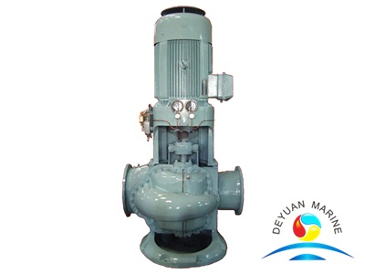 Marine Vertical Self Priming Double Suction Centrifugal Water Pump