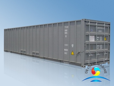 40' Waste Container