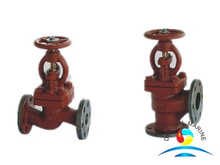 Marine Cast Iron Flanged Stop Check Valves