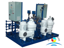 Disc Type Mineral Oil Separator In Module
