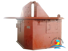 Fork type Hydraulic Shark Jaw for anchor handling tug vessels