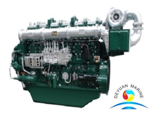 Yuchai YC6C Series Marine Diesel Engine With CCS Certificate