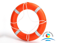 Orange Integral Life Buoy