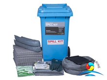 120L Universal Spill Response Cleanup Kits