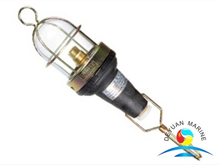 25W Marine IP55 Portable light CSD1 With Guard Transparent Color