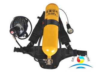 RHZK5/30 Self-Contained Positive Pressure Air Breathing Apparatus