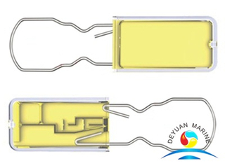Plastic Padlock Security Seals