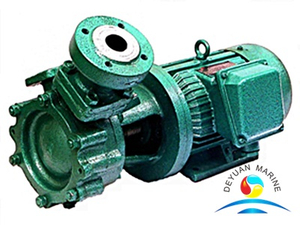W Series Marine Ship Electric Self-priming Vortex Fresh Water Pump