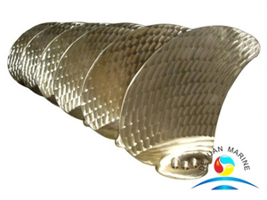 Marine Boat Stainless Steel Propeller Blade With CCS Approval(D=3500mm)