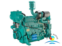 WP10 and WP12 Series Weichai Steyr Diesel Engine Genset