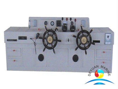 Double Rudder Fork-type Hydraulic Ship Steering Gear