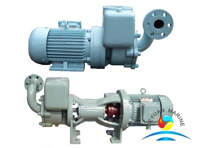 CWX Series Marine Horizontal Self-priming Centrifugal Vortex Water Pump