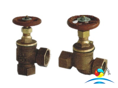 Marine Female Thread Bronze Globe Valves