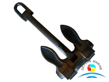 Marine Byers Stockless Anchor with LR class approval certificate