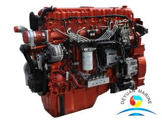 300KW SK Series Marine Dual Fuel Auxiliary Engine