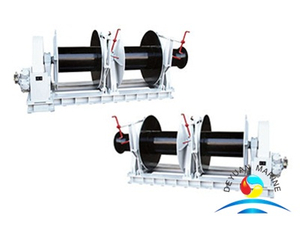 Two Drum Hydraulic Single Accommodation Mooring Winches